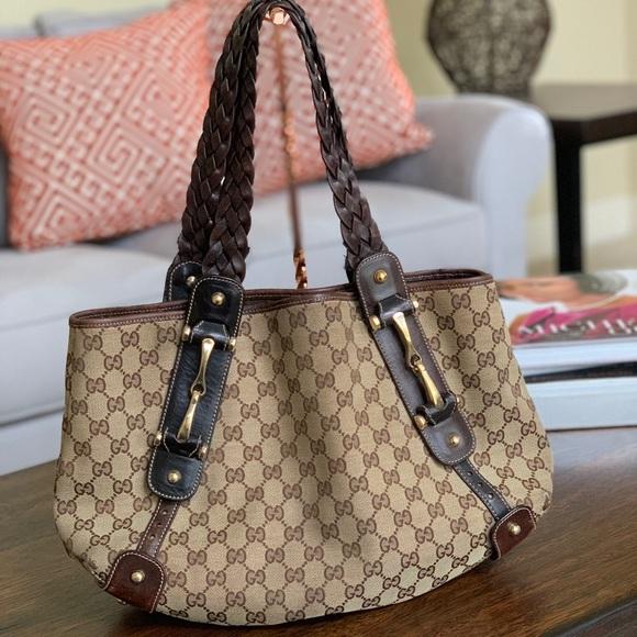 Gucci Handbags - AUTHENTIC Gucci Hobo Handbag